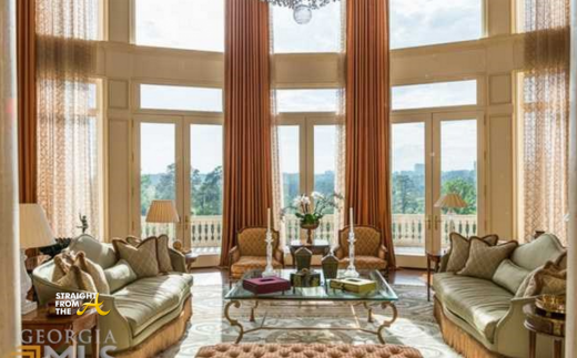 Tyler Perry Atlanta Mansion For Sale 16