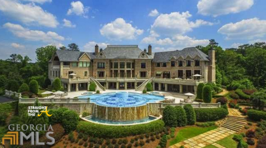 Tyler Perry Atlanta Mansion For Sale 3