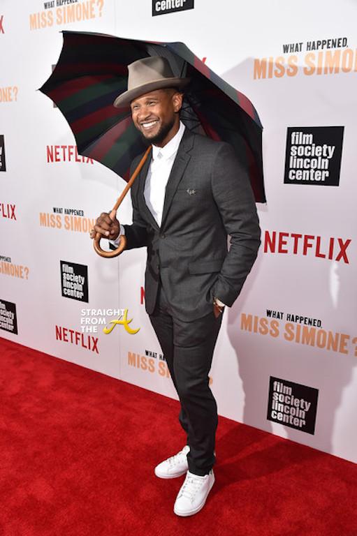 Usher Raymond NYC 060115-2