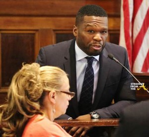 50 Cent in COurt 2