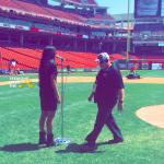 Ciara MLB Allstar 2