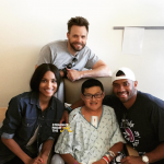 Ciara Russell Wilson Joel McHale - Seattle Childrens Hospital 0715 2