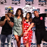 Claudia Jordan Breakfast Club 2