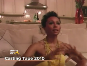 Cynthia Bailey RHOA Casting Tape