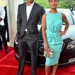 EMPIRE Grace Gealey and Trai Byers Engaged 2