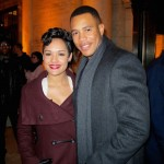EMPIRE Grace Gealey and Trai Byers Engaged 4