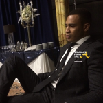 EMPIRE Grace Gealey and Trai Byers Engaged 7