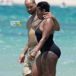 Boo'd Up: Fantasia and Hubby Kendall Taylor Honeymoon in Puerto Rico… [PHOTOS + VIDEO]