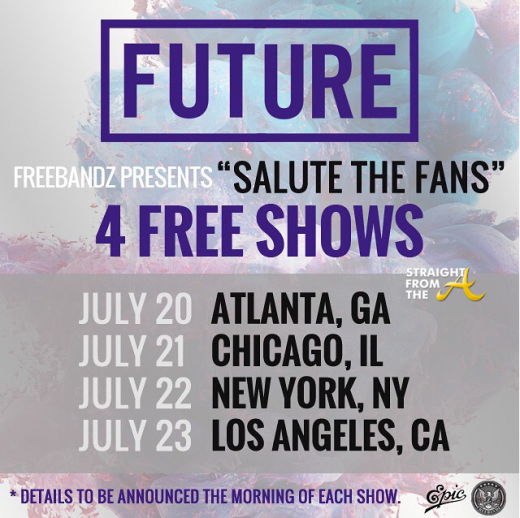 Future Free Shows