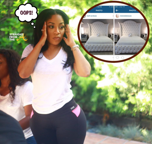 K. Michelle Whasserface Huff Furniture 3