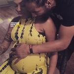 Lil Mo Pregnant 1