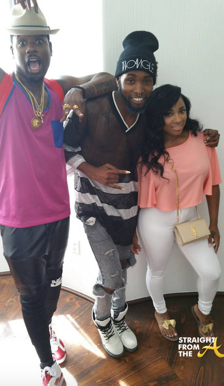 Memphitz and Toya w:Stylist