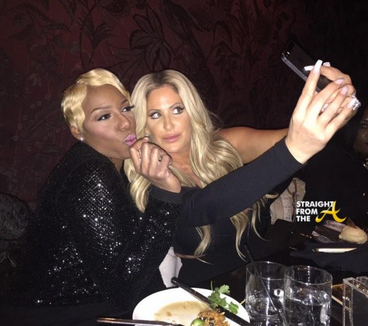 Nene Leakes Kim Zolciak 5