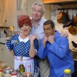 WTF?!? Paula Deen Faces Another Racial Scandal After Posing in #BrownFace Photo With Son…
