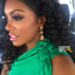 Porsha Williams Earrings SFTA 1