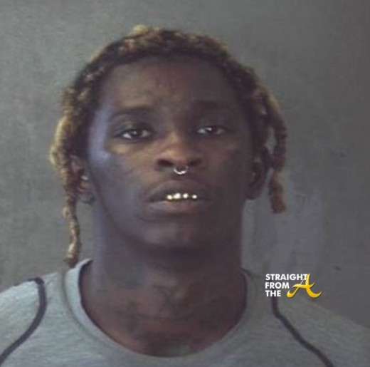 Young Thug Dekalb County Mugshot 2015