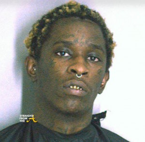 Young Thug Jeffrey Lamar Williams 2015 Mugshot
