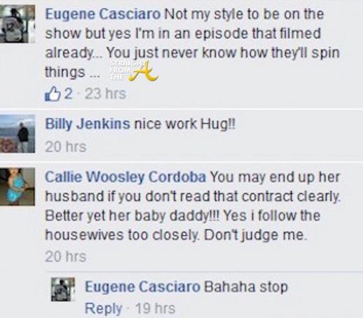 Eugene Casciaro Facebook