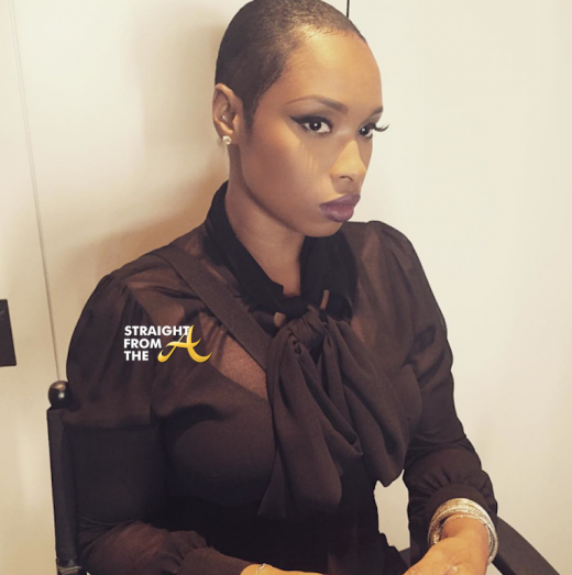 Jennifer Hudson Big Chop-2