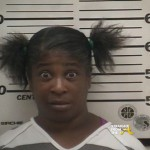 Mugshot Mania – GA Woman Allegedly Tries To Eat Crack Cocaine In Front of Police… [PHOTO]