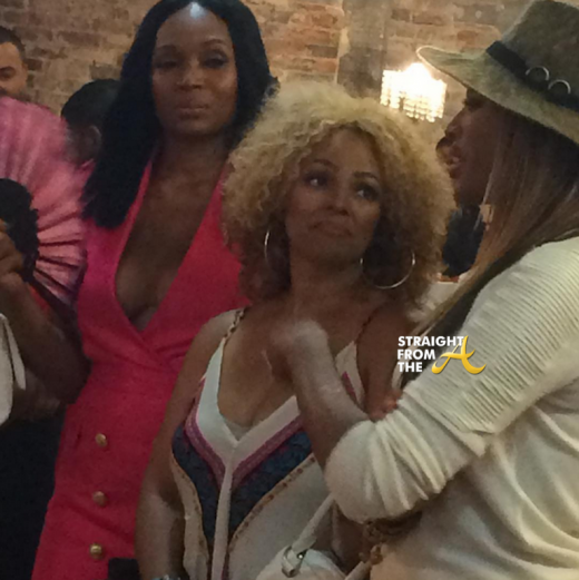 Marlo Kim Fields Cynthia Bailey