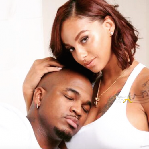 Neyo Crystal Renay married pregnant 2