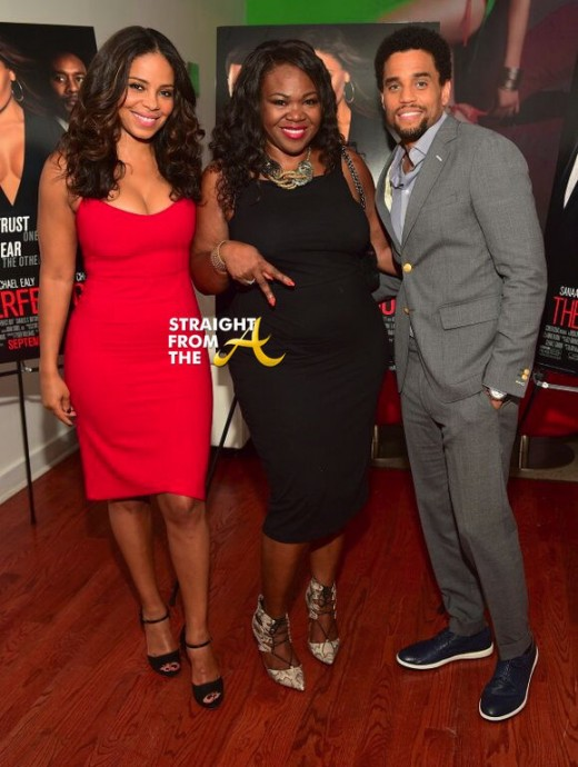 Sanaa Lathan Michelle ATLien Brown Michael Ealy 1