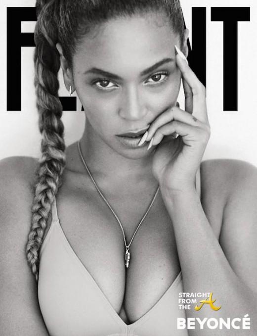 Beyonce Flaunt Magazine 1