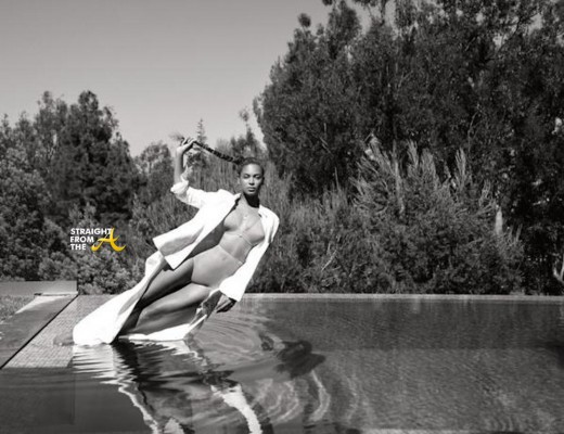 Beyonce Flaunt Magazine 5