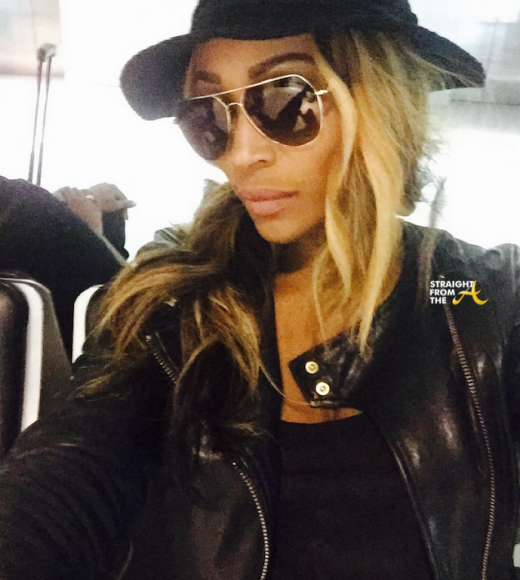 Cynthia Bailey Airport 2015