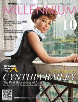 Cynthia Bailey Millennium Cover