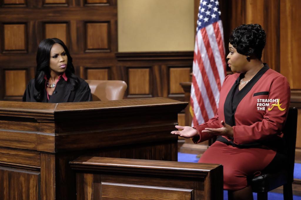 Judge Lauren Lake Elite Noel Straight From The A Sfta