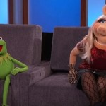 Kermit Miss Piggy Jimmy Kimmel
