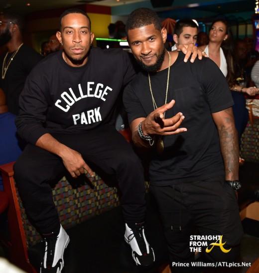 Ludacris Usher 2