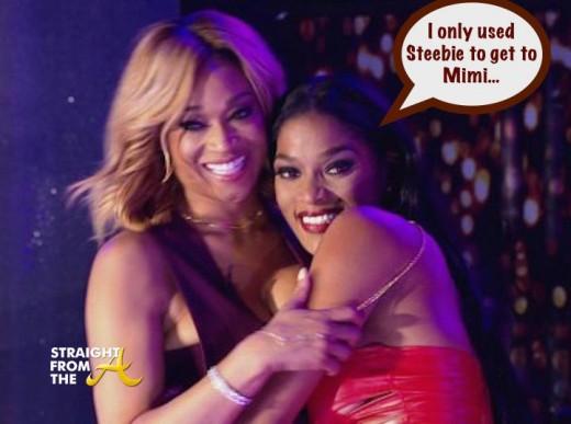 Mimi and Joseline