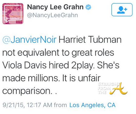 Nancy Lee Grahn Tweet 2