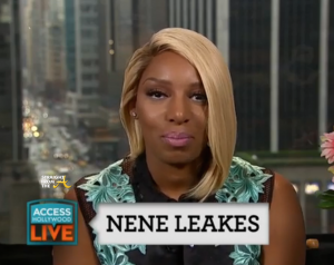 Nene Leakes Access Hollywood 1