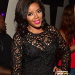 Club Shots: Angela Simmons, Yung Joc, Tammy Rivera & Bambi Party At The Gold Room… [PHOTOS]