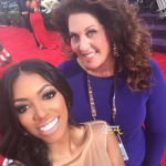 Porsha Williams Dish Nation Producer Emmys 2015