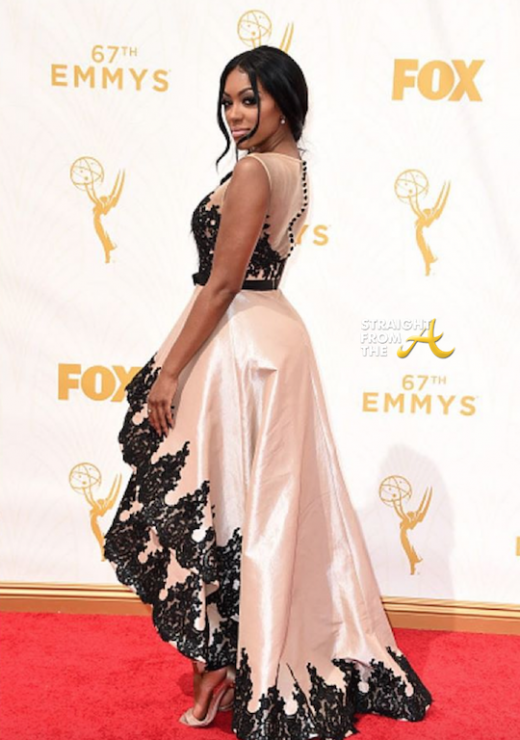 Porsha Williams Emmy Awards 2015 1