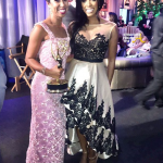 Porsha Williams Emmys 2015 3