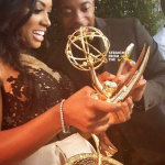 Porsha Williams Emmys 2015 4