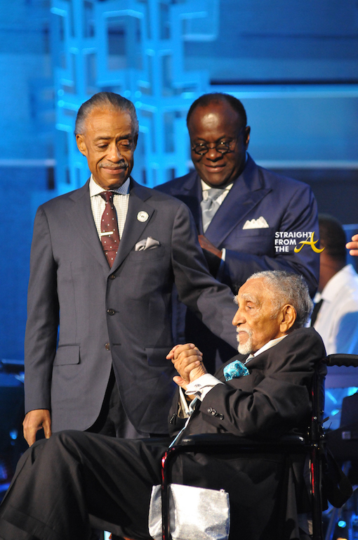 Rev. Al Sharpton & Dr. Lowery