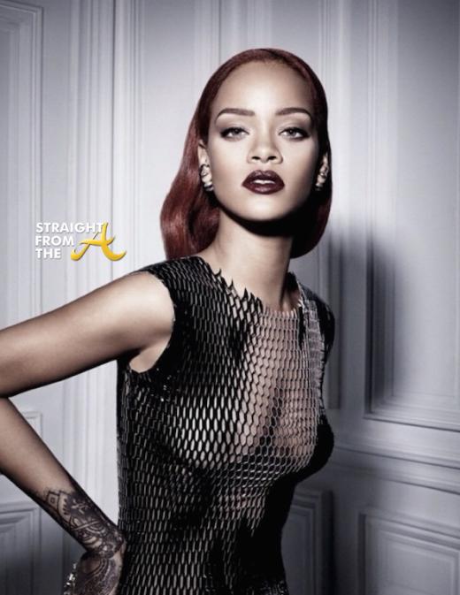 Rihanna Dior 1