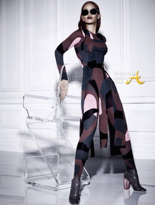 Rihanna Dior 4