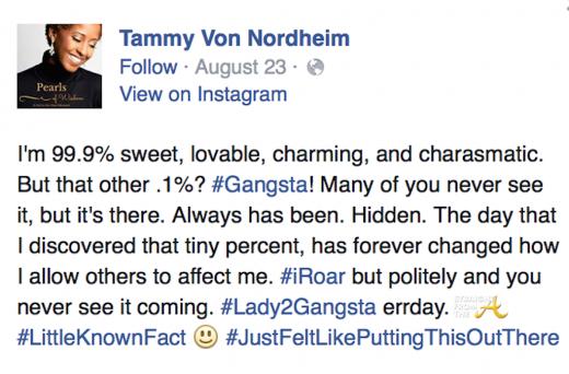 Tammy Von IG