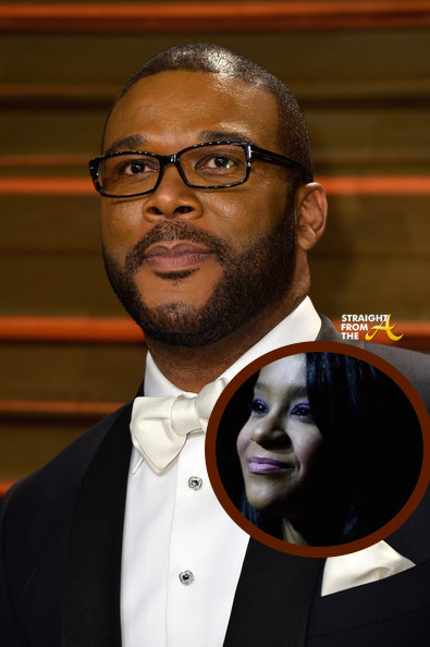 Tyler Perry Bobbi Kristina Brown 1