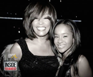 Whitney Houston Bobbi Kristina 1