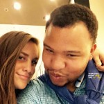 Facebook Fail: Andrew 'I'm Not Gay No More' Caldwell Reveals His Girlfriend (But No One Believes Him)… [PHOTOS]