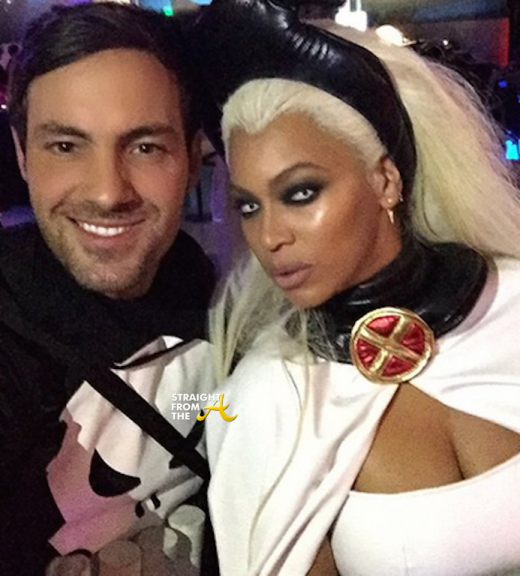 Jeff Dye & Beyonce - Ciara 35th Birthday